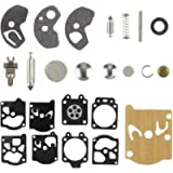 FLYPIG Carburetor Diaphragm Gasket Rebuild Repair Kit Compatible for Walbro K10-WAT WA WT Series Carb 2-cycle String…