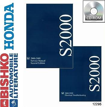 honda s2000 2000 2008 service repair manual