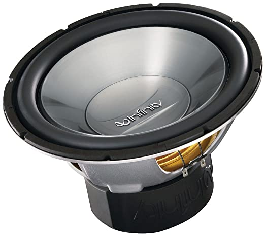 ffb3243702b Infinity Reference 1262w 12-Inch 1200-Watt High-Performance Subwoofer (Dual  Voice