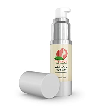 that eye cream for dark circles under eye puffiness and crows feet all