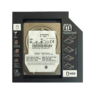 Biback Notebook Soporte de Montaje de Soporte para Unidad SSD ...