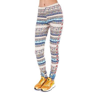 BoBo-88 Pantalones De Yoga Mujeres Legging con Especial ...