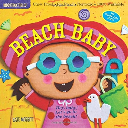 Indestructibles Beach Baby Amy Pixton product image