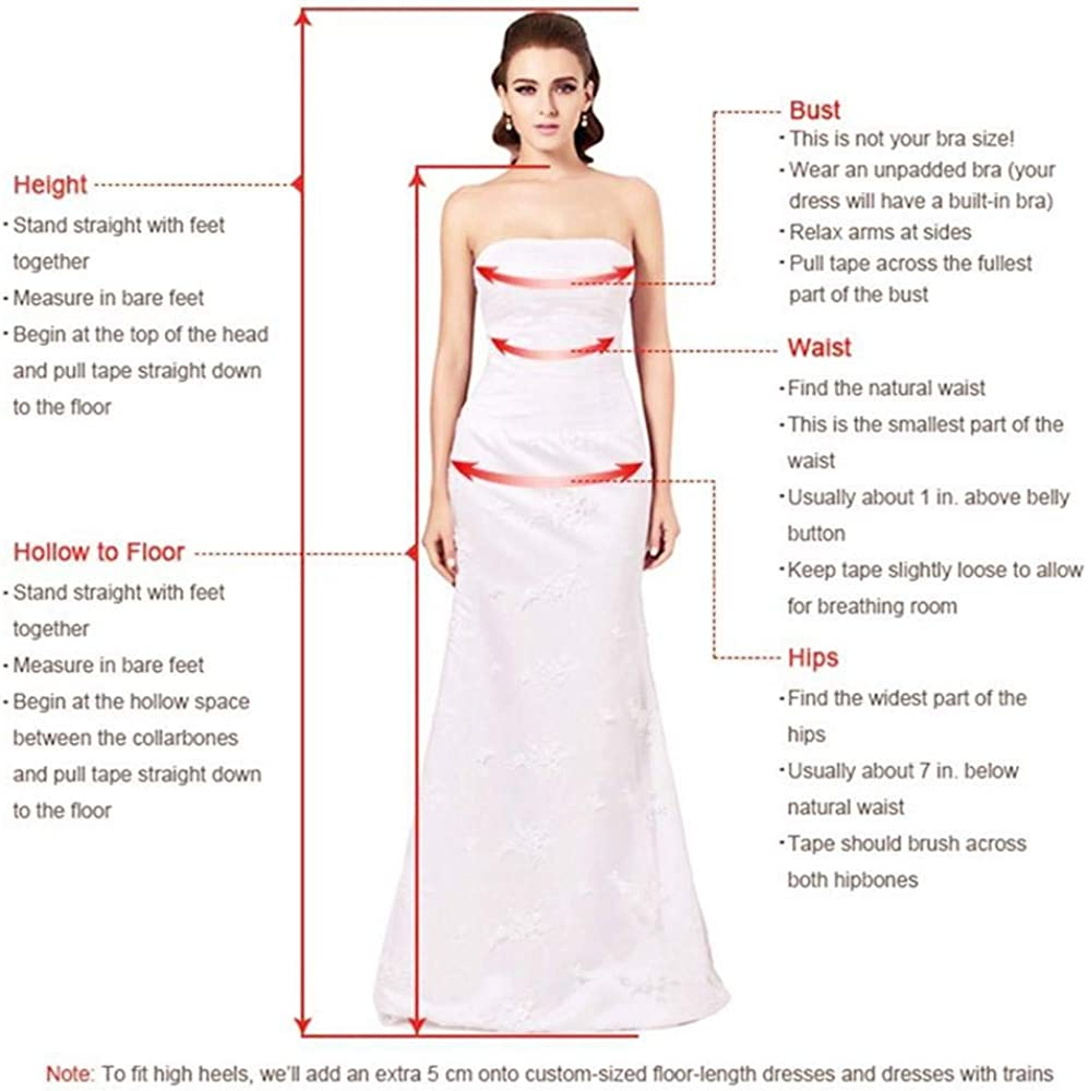Yisha Bello Womens Spaghetti Straps Mermaid Evening Formal Party Dress Deep V Neck Backless Pro Gowns