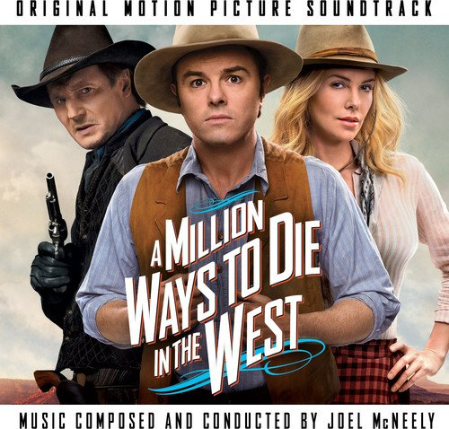 A Million Ways to Die in the West (2014) Movie Soundtrack