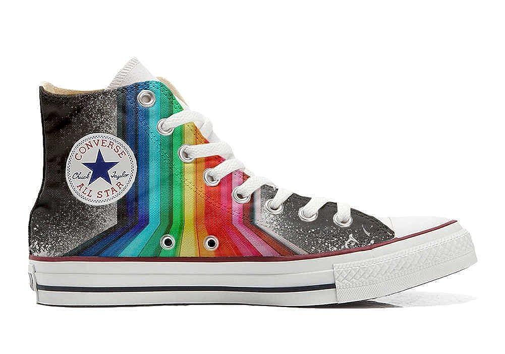 Mys Converse All Star Customized Unisex - Personalisierte Schuhe (Handwerk Produkt) Tridimensional -