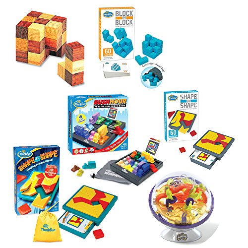 (hand2mind Puzzle Game Collection)