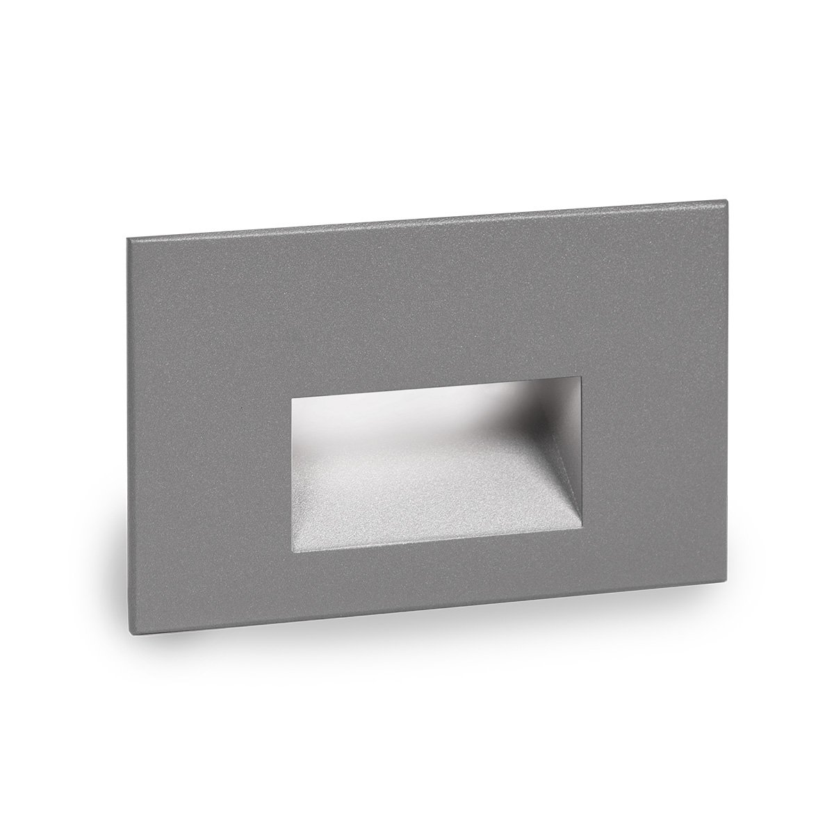 WAC Lighting WL-LED100-C-GH Ledme Horizontal Step and Wall Light 120V 3000K, Graphite by WAC Lighting