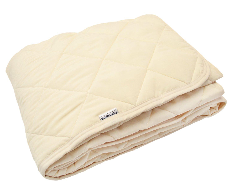 ふとん屋のねるぞう シンサレート100% ベッドパッド