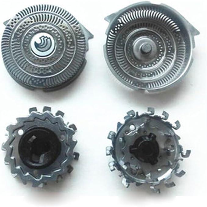 Zhhlinyuan 2 PACK Shaver Outer Foil / Láminas Replacement de Láminas Series HQ9 for Philip HQ8100 HQ8120 HQ8140 HQ8141 HQ8142 HQ8150 HQ8160 HQ8170 HQ8174 HQ8150 HQ8155 HQ8172 HQ8240: Amazon.es: Electrónica