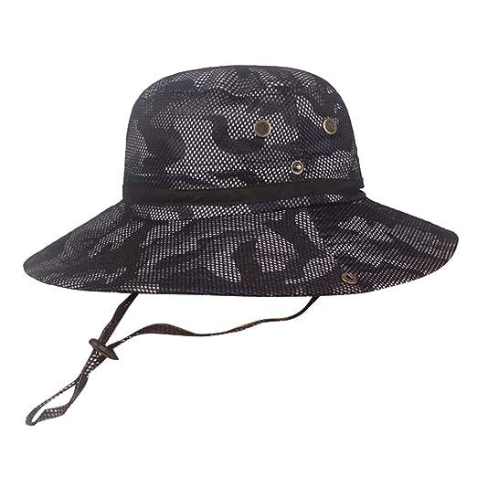 ec8699c1b DDKK 100% Cotton Canvas Packable Summer Travel Bucket Hat- Summer ...