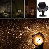 Romantic Planetarium Star Celestial Projector Cosmos Light Night Sky Lamp New