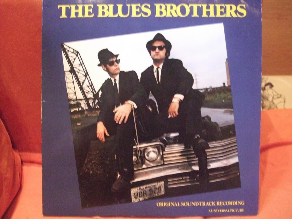 Blues Brothers, The - The Blues Brothers (Original Soundtrack Recording) - [LP]