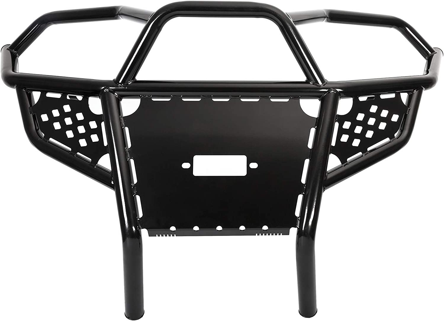 700-4 Honda Pioneer 700-2 2014-2020 UTV Front Bison Bumper Brush Guard Hunter Series