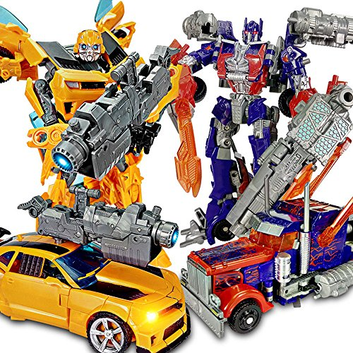 Transformers 4 Grimlock Bumblebee Optimus Prime Slag Toy Car Action Figures Gift