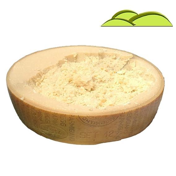 Media forma Parmigiano Reggiano DOP de montaña calidad ...