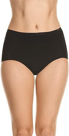 Berlei Women's Underwear Microfibre Nothing Naturals Full Brief