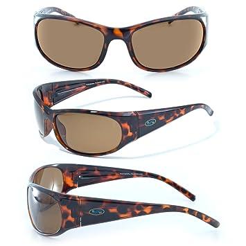 Gafas de sol polarizadas BlueWater Florida 4 Demi marco ...