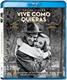 Vive Como Quieras [Blu-ray]
