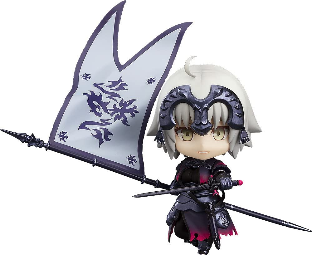 Ruler//Jeanne D/'Arc Nendoroid Action Figure Good Smile Fate//Grand Order