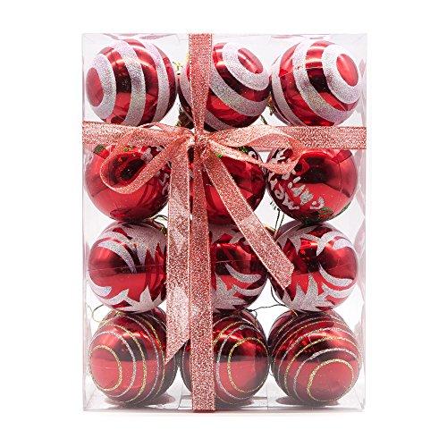 Ribbon Ball Ornament - 7