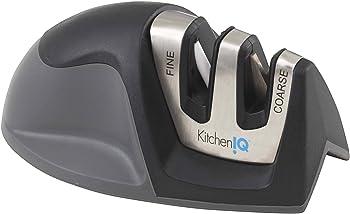 KitchenIQ Edge Grip 2-Stage Knife Sharpener