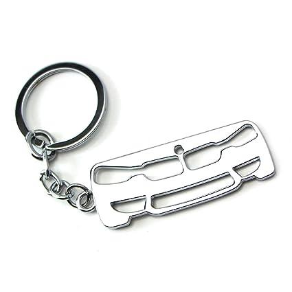 ijdmtoy (1) Iconic Bumper/parrilla de riñón forma clave ...