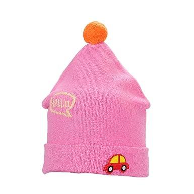Doing1 Baby Mütze Neugeborene Mütze Jungen Mädchen Beanie Mütze ...