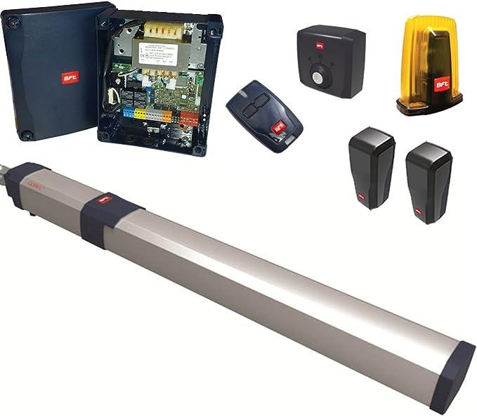 BFT Kit giuno Ultra BT A50 oliodimanico 24 V para puertas puertas mazos 800 kg 5 mt: Amazon.es: Bricolaje y herramientas