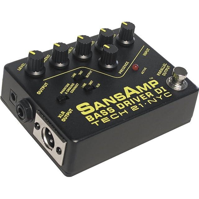 リンク:SANS AMP BASS DRIVER DI