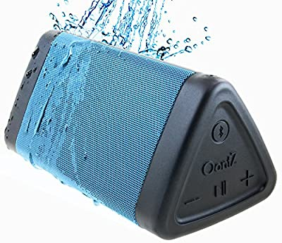 [New] OontZ Angle 3 Bluetooth Portable Speaker : Louder Volume with 10W+ Power, More Bass, Weatherproof IPX5 Wireless Shower Speaker, by Cambridge SoundWorks