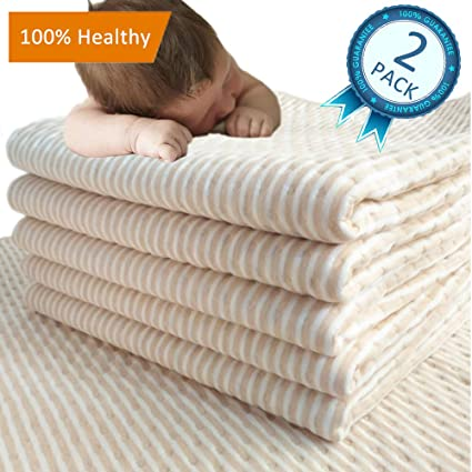 MICROFIRE Waterproof Bed Pad Mattress Protector Incontinence Sheet Baby  Toddler Kids Pets Adults 28u0026quot;X