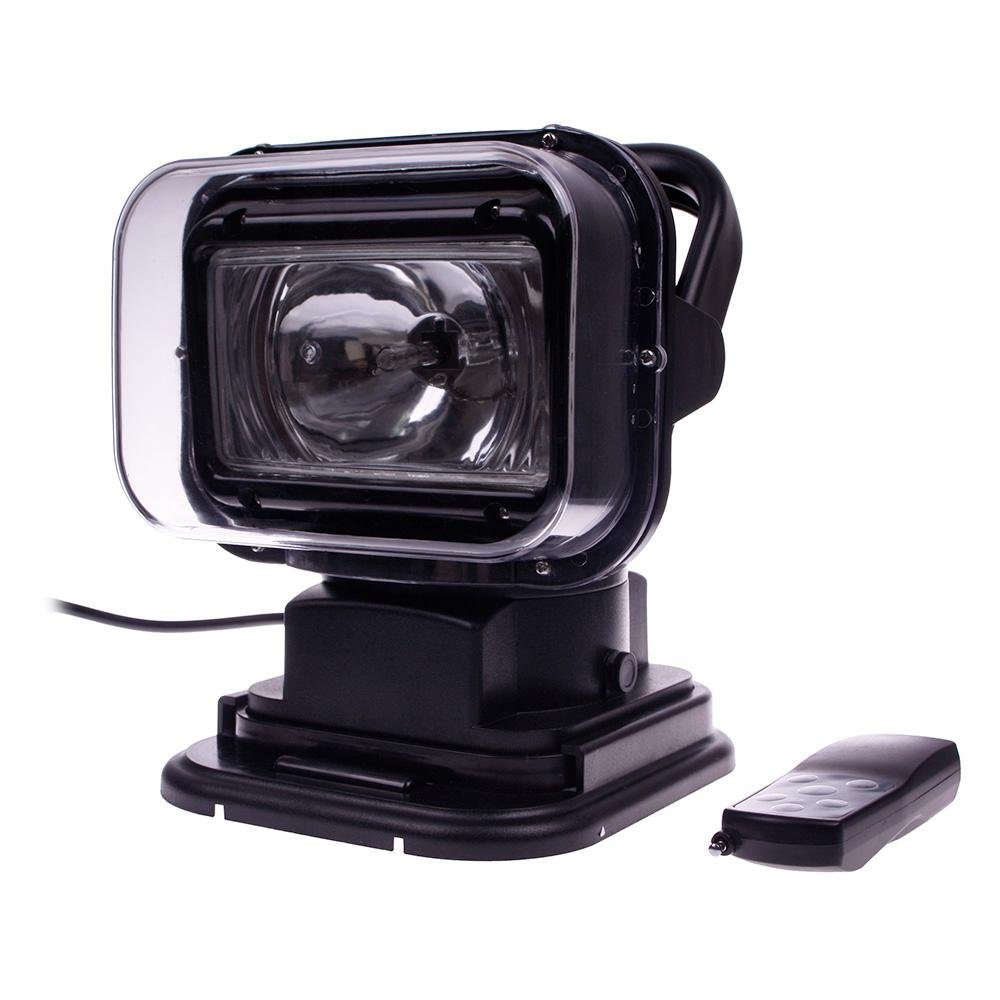 360º Degrees Rotating Remote control HID Car Working Spotlight Off Road Lamp