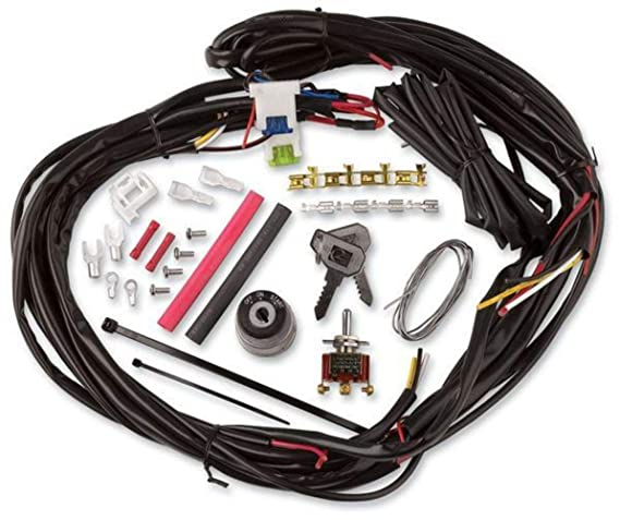 Remarkable Amazon Com Cyclevisions Custom Wire Harness Cv 4869 Automotive Wiring Cloud Oideiuggs Outletorg