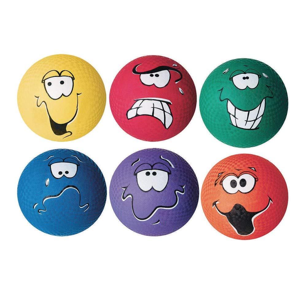 Spectrum Smedley Playground Balls, 8-1/2''