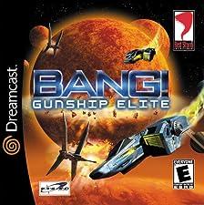 Bang! Gunship Elite Sega Dreamcast COMPLETE Game