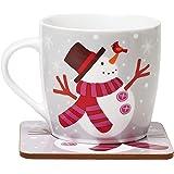 Décoration de Noël - Mug Boule de Noël , multicolore