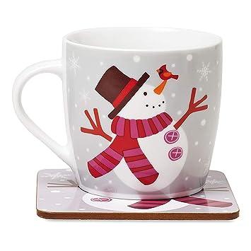 NoëlMulticolore Boule Décoration De Mug Noël eWDH9YIE2