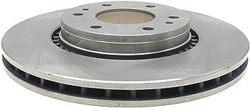 Disc Brake Rotor-Non-Coated Front ACDelco Advantage 18A1421A