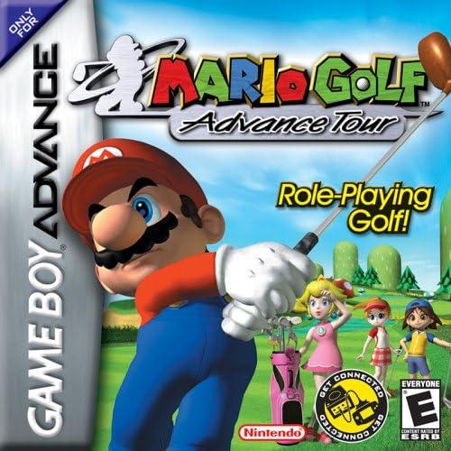 Mario Golf Advance Tour Game Boy Advance Nintendo Game