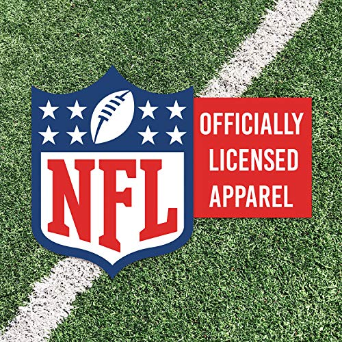 NFL Denver Broncos Team Sleep And Play Footies, blue/orange Denver Broncos, 3-6 Months