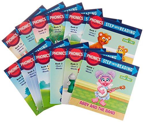 Phonics Fun! (Sesame Street) (Sesame Street: Step Into Reading) (Street Sesame Big Muppets Bird)