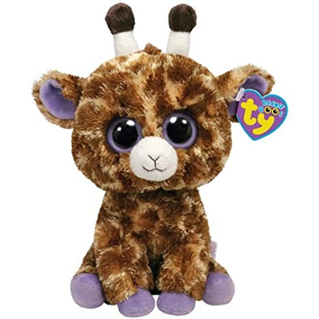4d858a28315 Image Unavailable. Image not available for. Color  TY Beanie Boos - SAFARI  the Giraffe ...