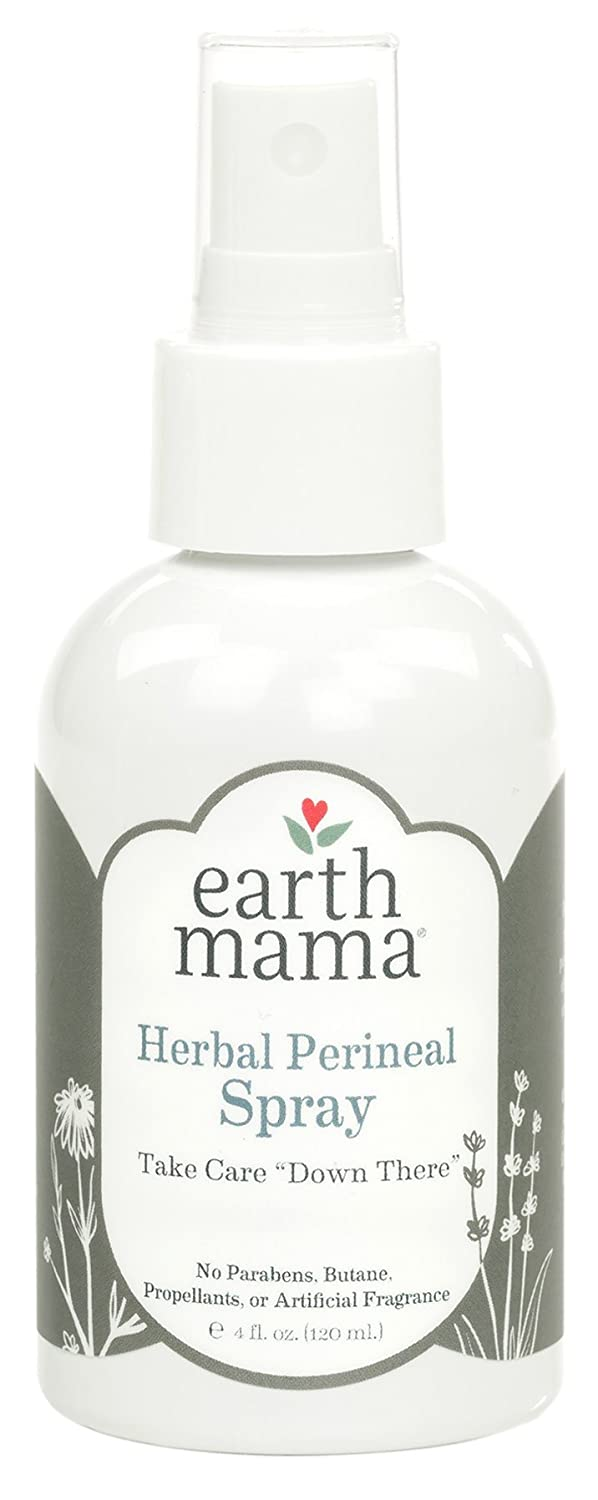 Earth Mama Herbal Perineal Spray for Pregnancy and Postpartum