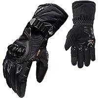 1 par de luvas de motocicleta Homyl, luvas para corridas de moto, ciclismo, podem ser usadas em telas sensíveis ao toque…