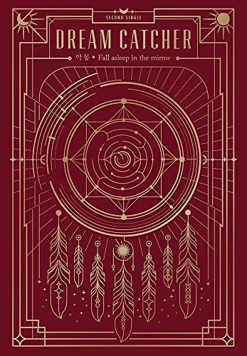 dreamcatcher-nightmare-fall-asleep-in-the-mirror-single-cd-booklet-folded-poster