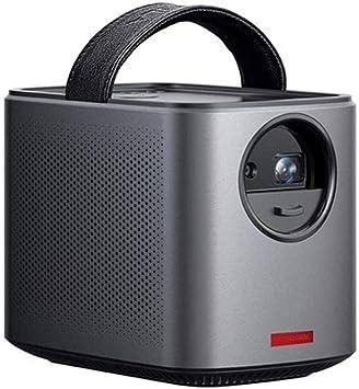 JiaDY Proyector Home Media Player Proyector de conexión HD ...