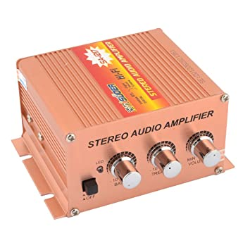 Estéreo DC 12V 500W Amplificador Car Audio