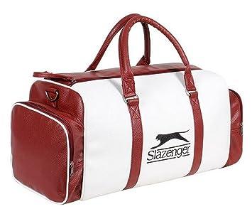 1d0e36012055 Slazenger Vintage Sports Bag  Amazon.co.uk  Luggage
