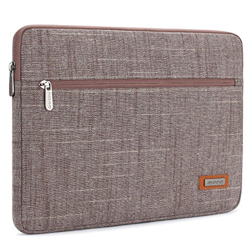 NIDOO 12.5-13 Inch Laptop Sleeve Case Protective Bag Portable Pouch for 13
